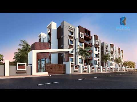 Best Residential Apartment in Nandurbar: Vitrag Paradise By Bafna Construction