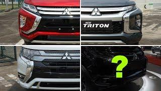 Mitsubishi launching 4 mobil sekaligus di GIIAS 2019