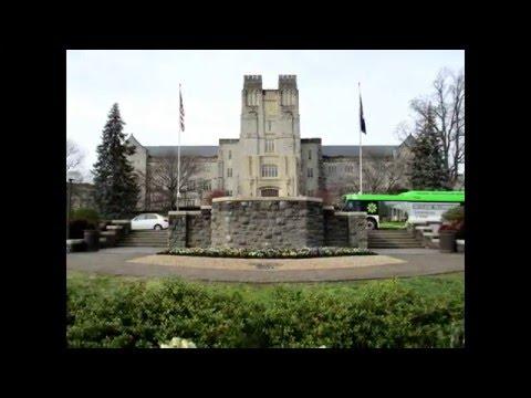 Virginia Tech: Campus Tour & Lane Stadium