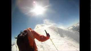 GoPro HD: Ascension du Mont-Blanc 2012