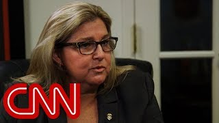 ATF agent: I was demoted for reporting harassment