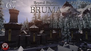 BEYOND SKYRIM: BRUMA SE - LOST AKAVIRI HEIRLOOMS | Modded Playthrough #67 | MSI GTX 1080Ti GAMING X