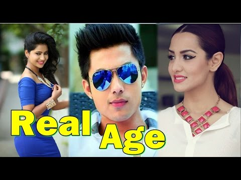 Real AGE of Top Nepali Actor & Actresses 2016 -17