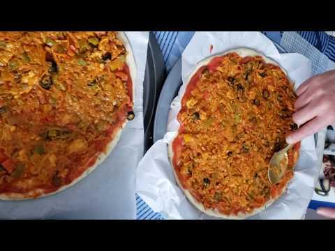 recette-pizza-aux-légumes
