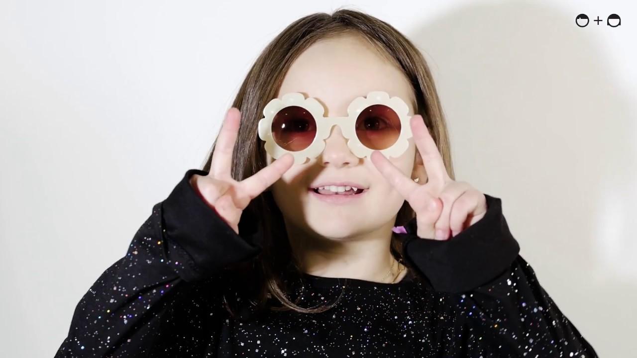 001b2f57c09 Sons + Daughters Eyewear Pixie Kids Sunglasses - YouTube