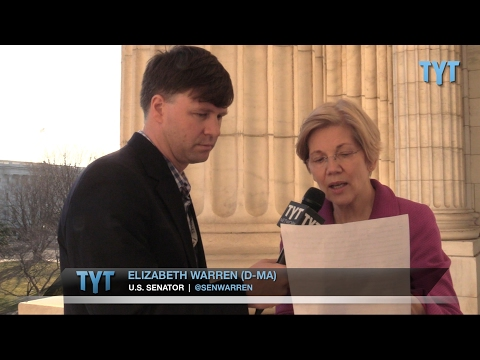 Elizabeth Warren: We Will Not Be Silenced on Voting Rights