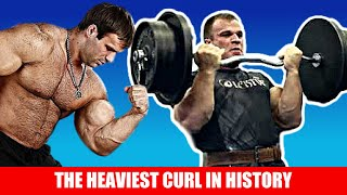 Baixar The World's Strongest Biceps - Heaviest Curl Ever