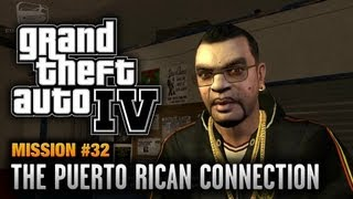 GTA 4 - Mission #32 - The Puerto Rican Connection (1080p)