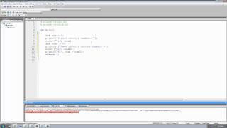 C Programming Tutorial 5, Getting User Input