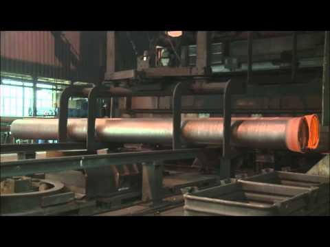 VonRoll-Hydro buizenproductie Zwitserland NL