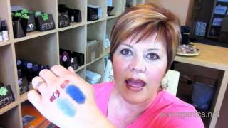 Eve Organics 2012 Fall Makeup Trends Collection Thumbnail