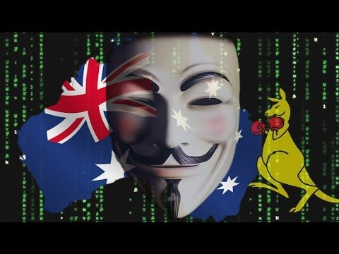 Anonymous hacks Australia's top spy agency