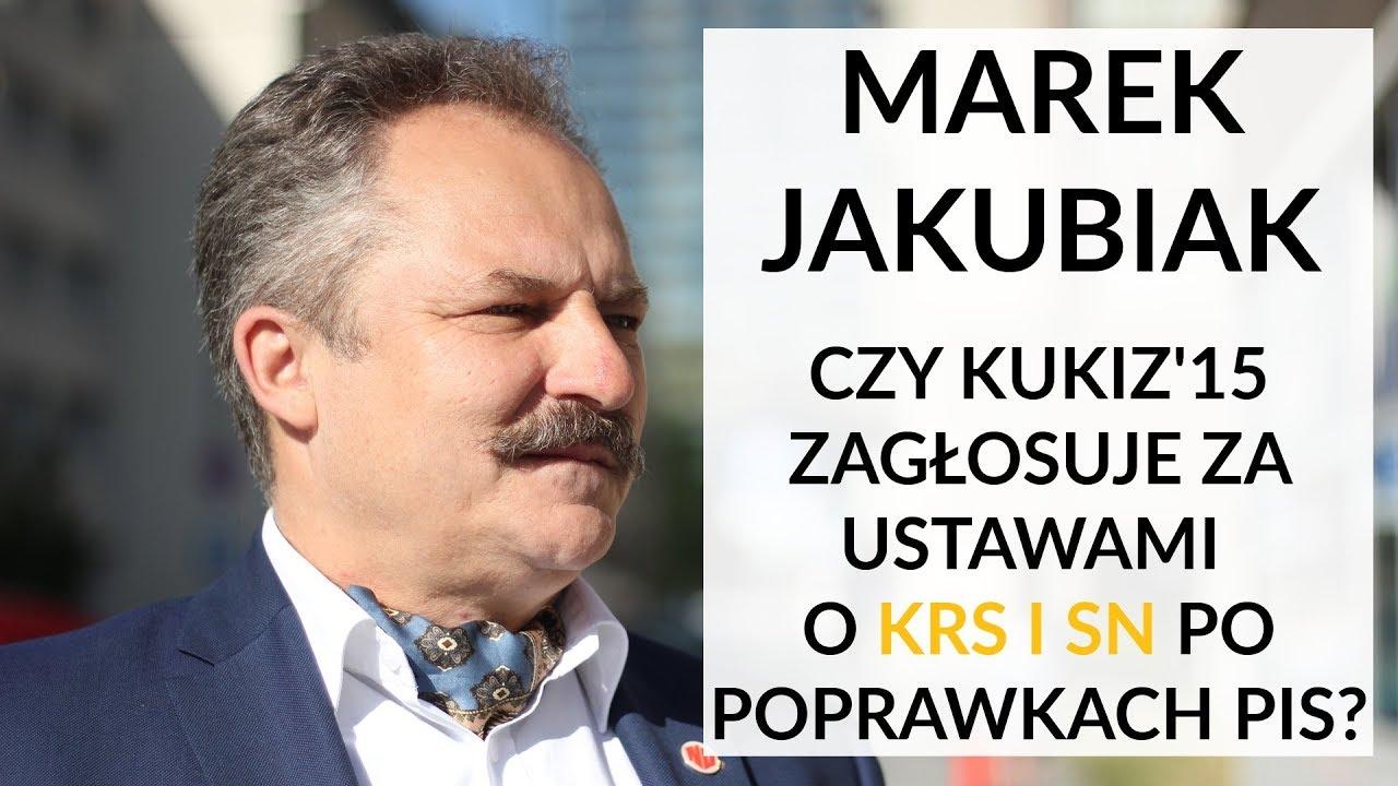 Jakubiak: Chodzi o to, żeby większość w KRS miało Prawo i Sprawiedliwość! To są żarty, kpiny