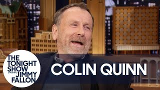 Colin Quinn on Surviving a Heart Attack and Hitting Broadway (Extended Interview)
