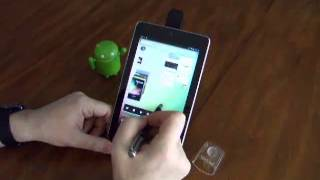 Google Nexus 7 (2012; Android 4.1)  tutorial: Chrome tab tips, Weather