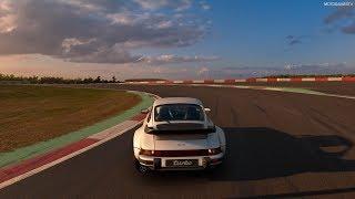 Gran Turismo Sport - Porsche 911 Turbo (930) '81 Gameplay [4K PS4 Pro]