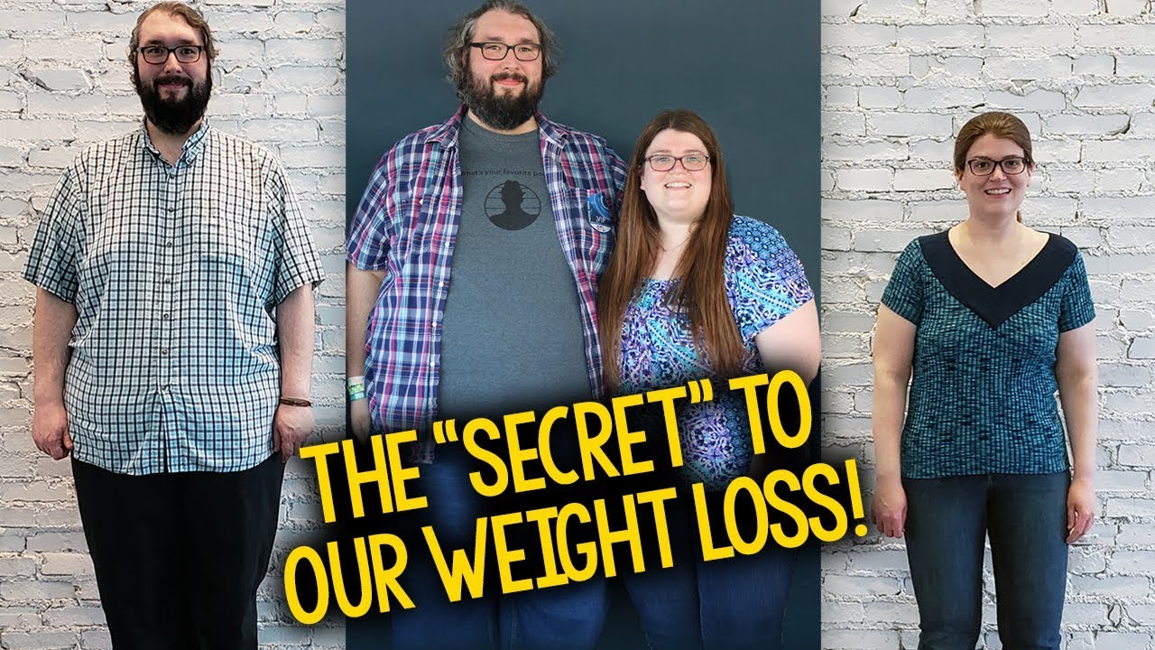 270 Pounds Down What Is The Secret To Our Weight Loss Krocks In The Kitchen