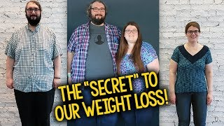 How We Lost 270 Pounds: Our Whole Food Plant Based Weight Loss Journey