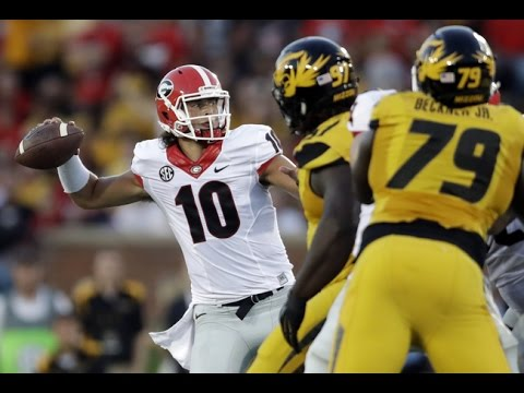 Jacob Eason The Drive vs Mizzou