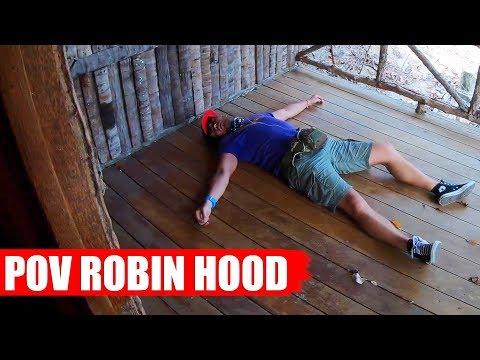 FIRST PERSON ROBIN HOOD (pov)