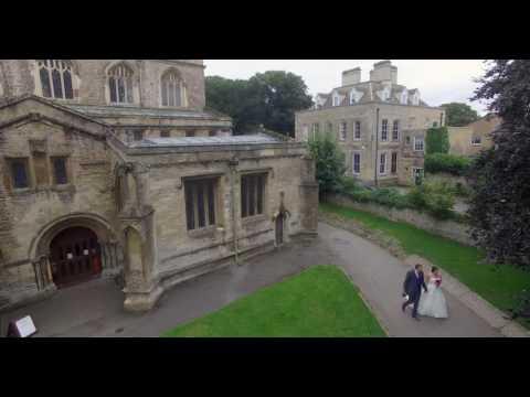 Ruth & Adam wedding in Witney, Oxfordshire