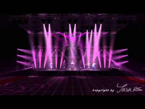 Maroon 5  - Sugar Lighting Design by Jason Ahn