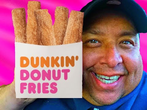 DUNKIN' DONUT® FRIES...Are they worth the Hype?