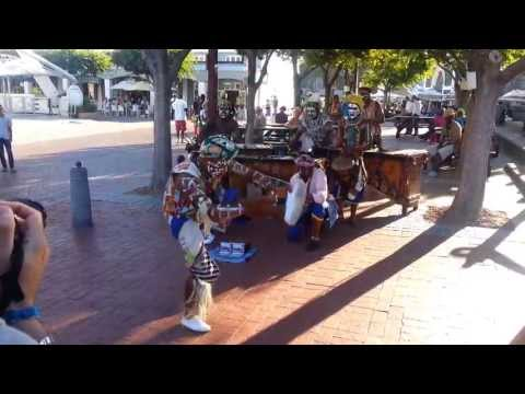African Song @ Waterfront, Cape Town