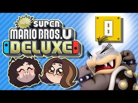 Super Mario Bros U Deluxe: It