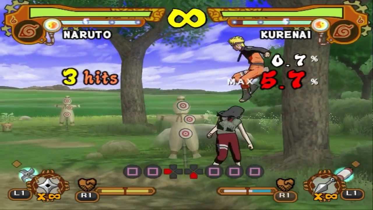 Game Naruto Shippuden Ultimate Ninja Storm 5 Android   Gameswalls org