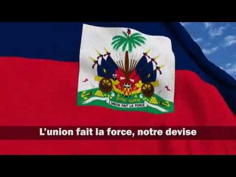 Haiti - Chant patriotique - Nou se ayiti