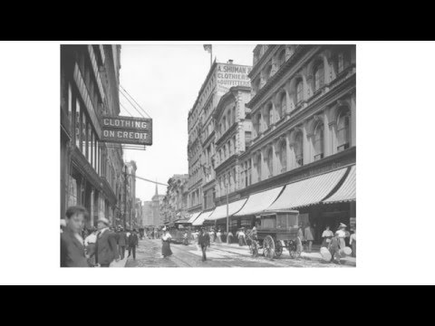 Jordan Marsh: Boston's First Department Store