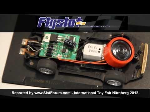 Flyslot Alphaseries Sound-Decoder Demo
