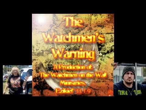 The Road to RNC with R D  Christian on Watchmen's Warning  JULY 15th 2016