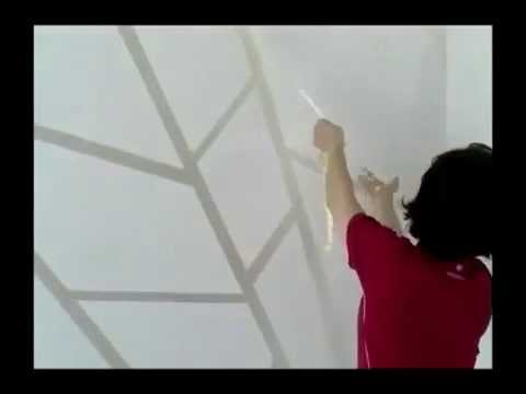 Tikkurila - окраска стен и потолков в белый цвет