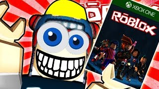 DanTDM Roblox - ROBLOX ON XBOX!! The Diamond Minecart