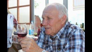 Плодовый Питомник ЛПХ Макаревич. Уроки домашнего виноделия. Коноба В. М. 1 июля 2018 видео №5