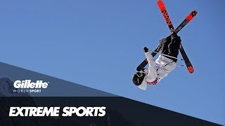 World Sport Meets...Freestyle Skier Øystein Bråten | Gillette World Sport