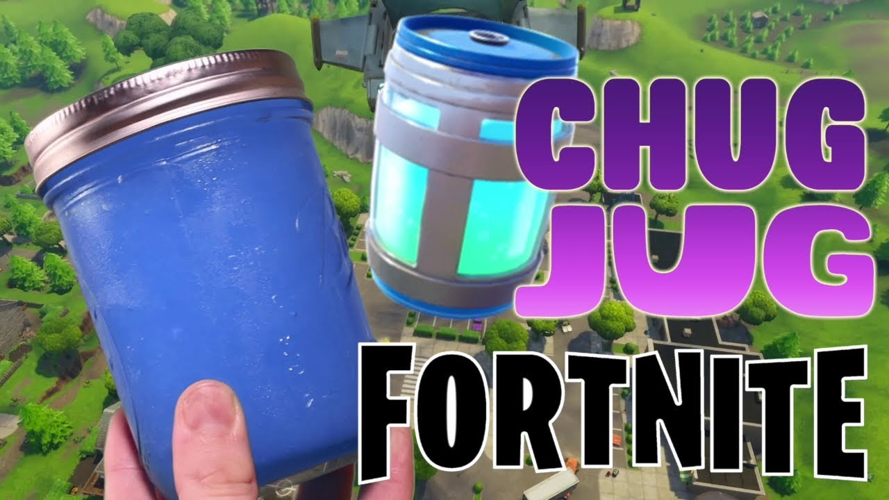 Classroom Decoration Ideas For Xbox ~ Fortnite birthday party shield potion and chug jug t