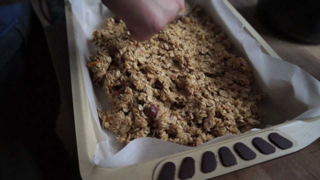 How to make flapjacks from scratch for How to make healthy desserts from scratch