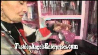 FASHION ANGELS PROJECT RUNWAY DESIGN KITS with SYLVIA GALLEN