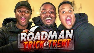 Roadman Trick or Treat