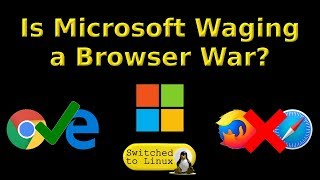 Is Microsoft Suppressing Browsers Again?