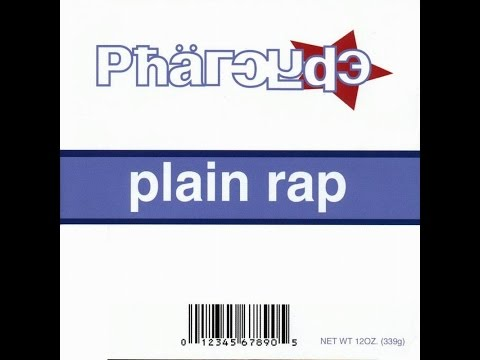 The Pharcyde  Plain Rap Full Album