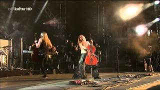 APOCALYPTICA -Grace Live  Wacken  HD