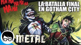 METAL - LOS CABALLEROS OSCUROS ATACAN GOTHAM   Gotham Resistance (Parte Final)   COMIC NARRADO thumbnail