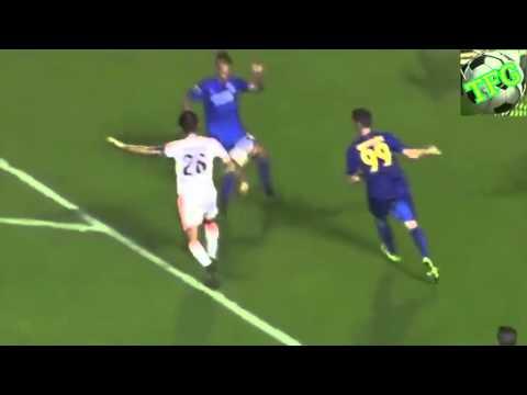 Лучшие моменты: АПОЭЛ Никосия - Астерас (Триполи) | 2-1 | Лига Европы | 22/10/2015
