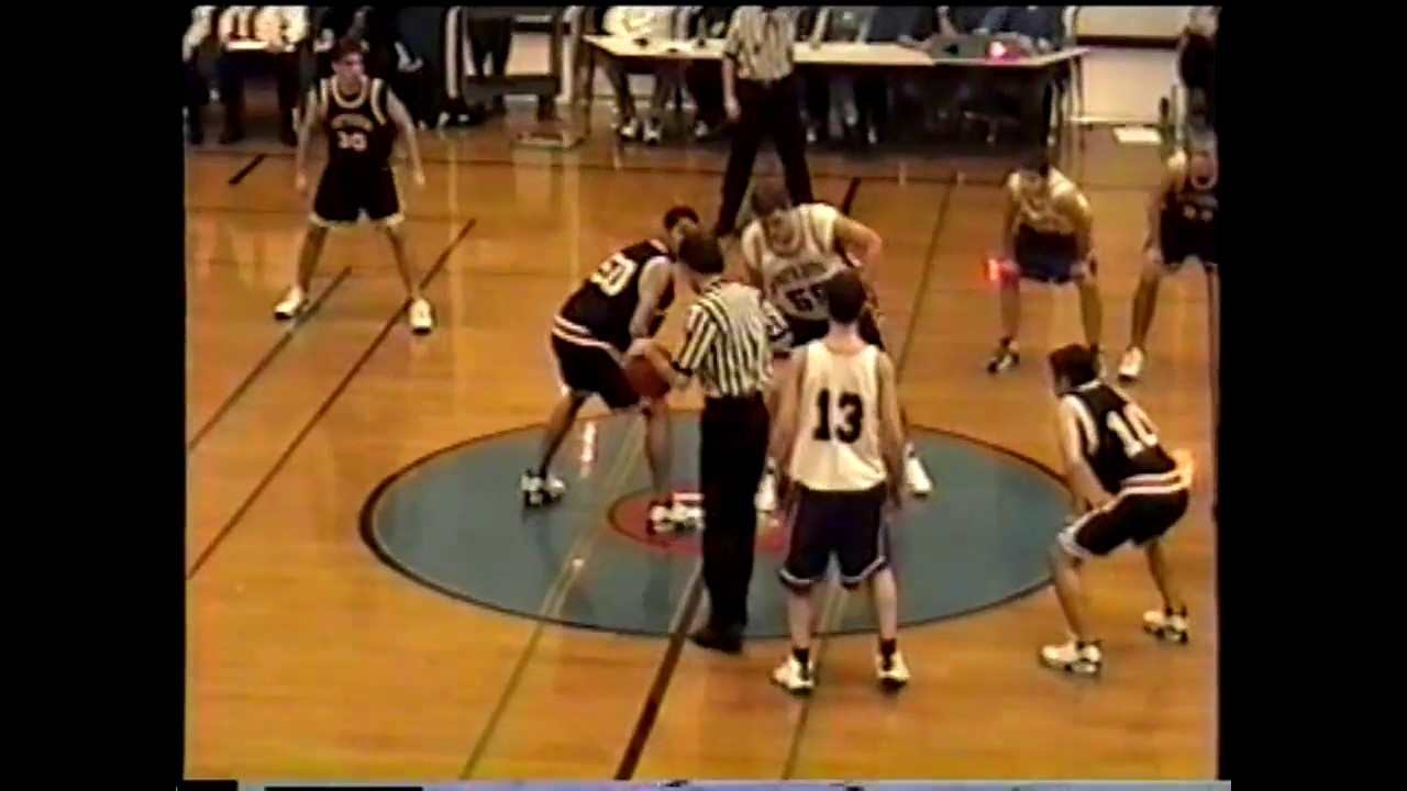 NCC - Plattsburgh - AuSable Valley Boys  12-18-99