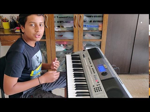 Instrumental Entry | Samanyu Raina 2 | Bangalore, India