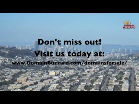 Daly City Property Real Estate Broker Realtor Domain Name For Sale